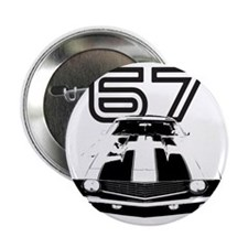 """Camaro 1967 copy 2.25"""" Button"""