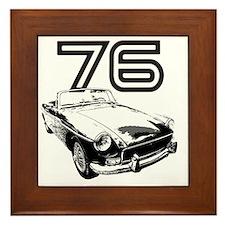 MG 1976 copy Framed Tile