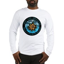 HIGH RES Round Awareness World Long Sleeve T-Shirt