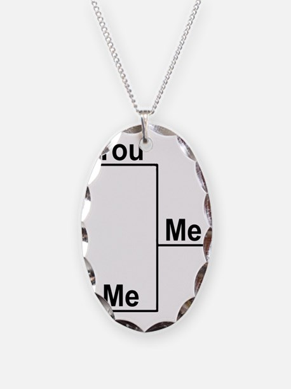 You Me bracket-1 Necklace