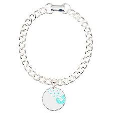 Dandelion aqua Bracelet