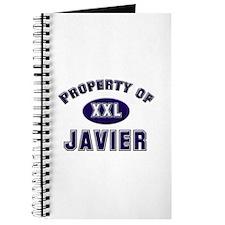 Property of javier Journal