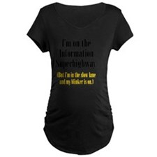 superhighway_tall1 T-Shirt