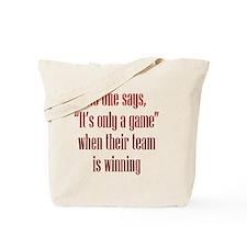 winning_tall1 Tote Bag