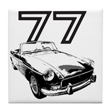 MG 1977 copy Tile Coaster