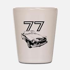 MG 1977 copy Shot Glass