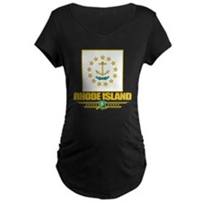 Rhode Island (Flag 10) T-Shirt