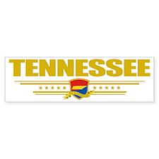 Tennessee (Flag 10) pocket Bumper Bumper Sticker