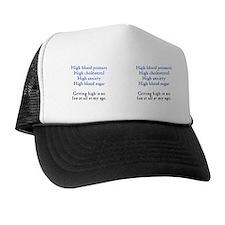getting-high_mug1 Trucker Hat