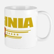 Virginia (Flag 10) pocket Mug