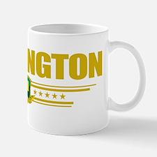 Washington (Flag 10) pocket Mug