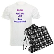 aim-low_tall1 Pajamas