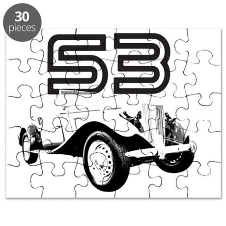 MG TD 1953 copy Puzzle by ADMIN_CP10570402