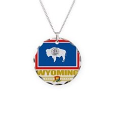 Wyoming (Flag 10) Necklace