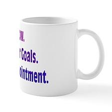 aim-low_rect1 Mug