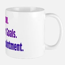 aim-low_rect1 Mug