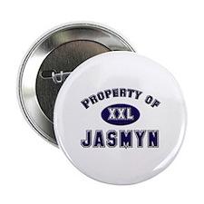 Property of jasmyn Button