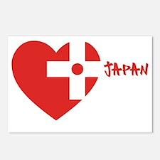 Hope Japan 2 Postcards (Package of 8)