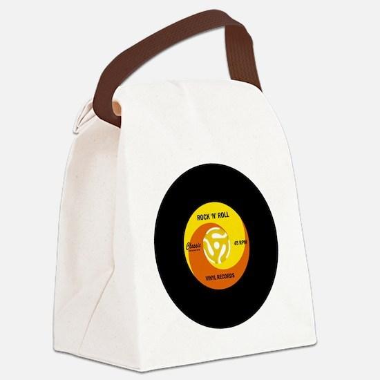 rocknrollthong Canvas Lunch Bag