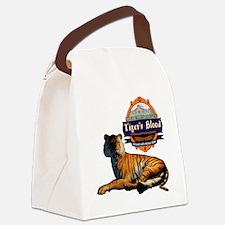 tigersblood shirt Canvas Lunch Bag