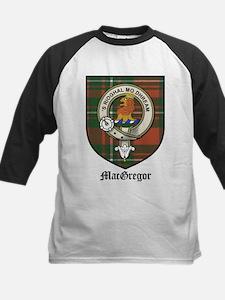 MacGregor Clan Crest Tartan Tee