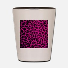 Hot Pink CN Shot Glass