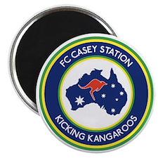FC-Casey-Station-Australia-shield Magnet