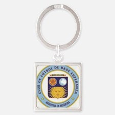 CF Base Esperanza shield Square Keychain