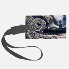 Whirlwind of Lovers Luggage Tag