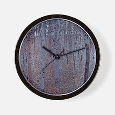Beeches Wall Clock