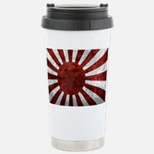 Japanese Land Rising Sun Sticke Thermos Mug