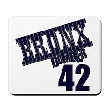 Bronx Bomber Rivera No 42 Mousepad