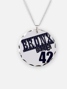 Bronx Bomber Rivera No 42 Necklace