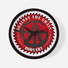 ATG logo Wall Clock