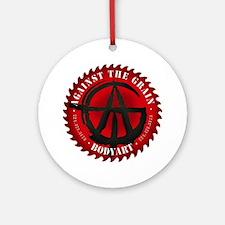 ATG logo Round Ornament