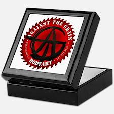 ATG logo Keepsake Box