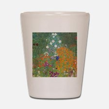 Flower Garden Shot Glass
