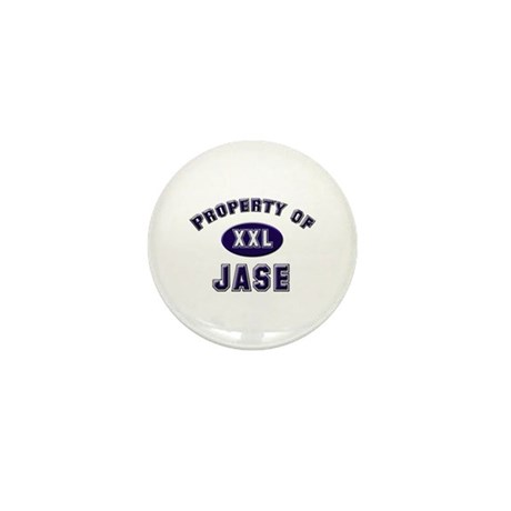 Property of jase Mini Button