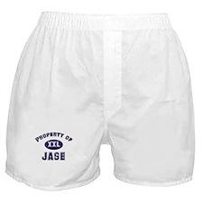 Property of jase Boxer Shorts