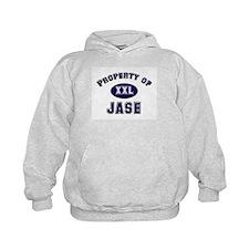 Property of jase Hoodie
