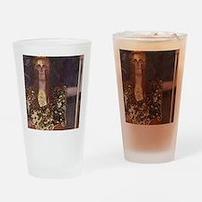 Pallas Athena Drinking Glass