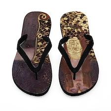 Pallas Athena Flip Flops
