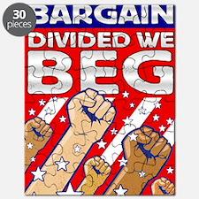 United We Bargain Divided We Beg2 Puzzle