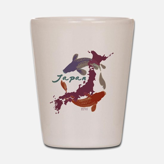 japanrelief2011_4 Shot Glass