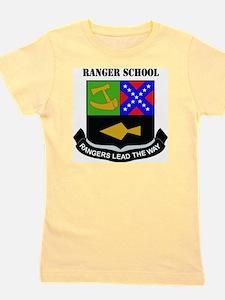 DUI-RANGER SCHOOL  WITH TEXT Girl's Tee