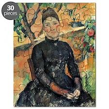 Madame Cezanne Puzzle