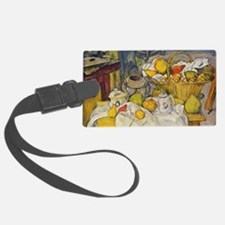 Still Life with Fruit Basket Luggage Tag