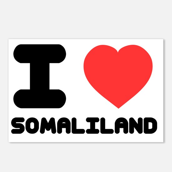 Somaliland Postcards (Package of 8)