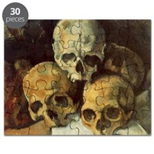 Pyramid of Skulls Puzzle