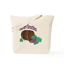 History Breathing Tote Bag